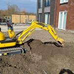 Afgraven Tuin in Delft