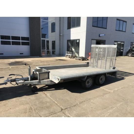 Minigraver Transport - Ophalen en Bezorgen €499,00 per dag