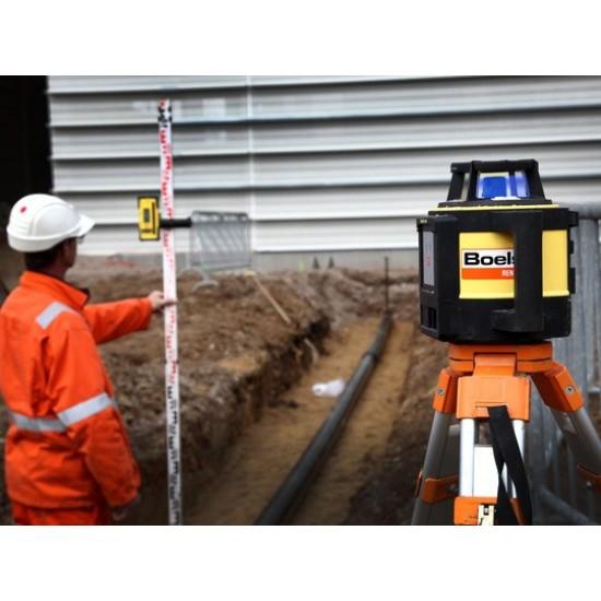 Roterende Grondwerk Laser Huren - €40 per dag